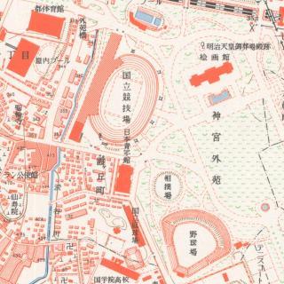 昭和30年代国立競技場