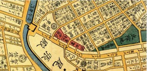古地図出前講座
