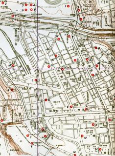 「東京地盤図」の一部