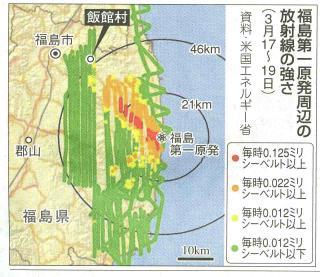 東京新聞、2011年4月1日掲載